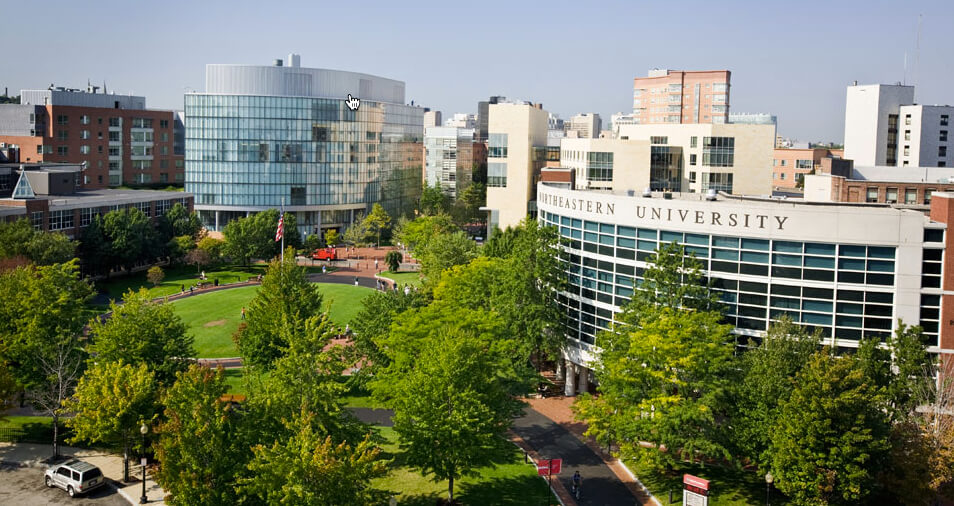 東北大學 Northeastern University