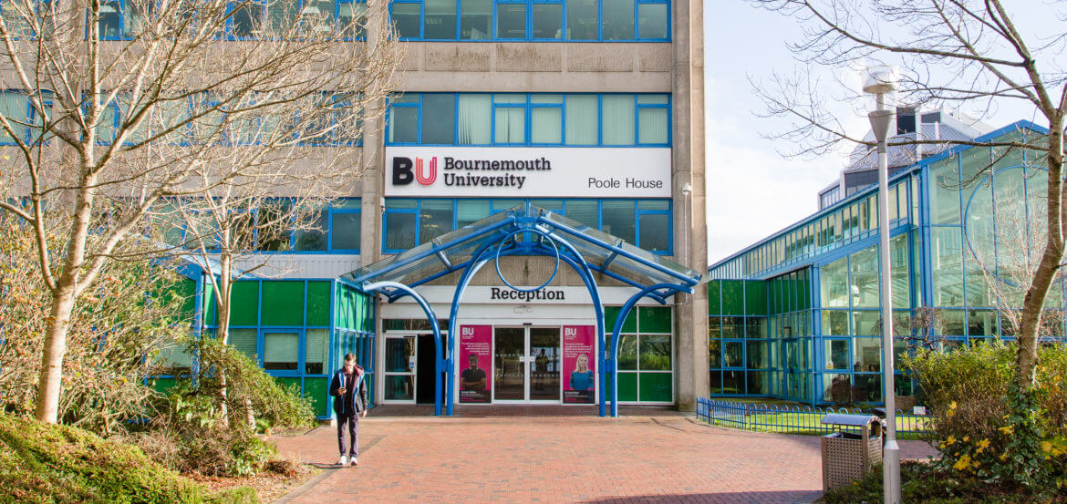 伯恩茅斯大學 Bournemouth University